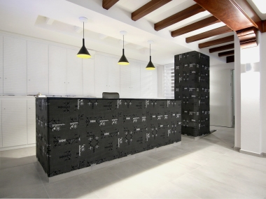 HOTEL NETTUNO | INTERIORS | http://www.archilovers.com/projects/156547/hotel-nettuno-interior-renovation.html