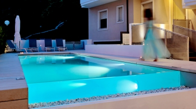 HOTEL NETTUNO | OUTDOOR | http://www.archilovers.com/projects/186161/hotel-nettuno-outdoor-spaces.html