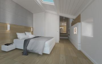 SMALL ATTIC   http://www.archilovers.com/projects/187520/piccola-mansarda-in-legno-small-wooden-attic.html