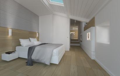 SMALL ATTIC | http://www.archilovers.com/projects/187520/piccola-mansarda-in-legno-small-wooden-attic.html