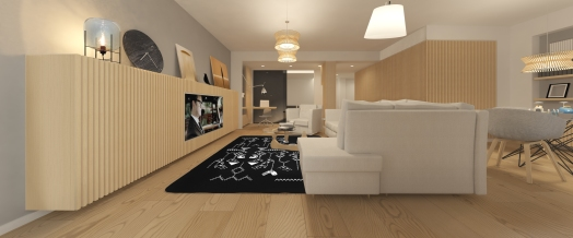 FURNITURE FOR A LIVING ROOM | http://www.archilovers.com/projects/180138/arredi-per-un-living-living-solutions.html