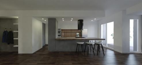 WALNUT APARTMENT | TREVISOhttp://www.archilovers.com/projects/225213/walnut-apartment-appartamento-in-noce.html
