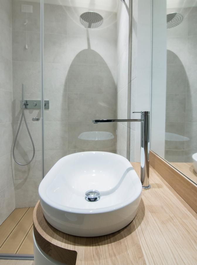GUEST BATHROOM | DETAIL | LM HOUSE | CASA LM |