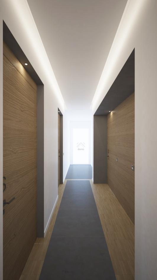 CORRIDOR | DOMU' | https://www.houzz.it/projects/5648143/domu-220-mq