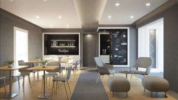LIVING AND BREAKFAST AREA | DOMU' | https://www.houzz.it/projects/5648143/domu-220-mq