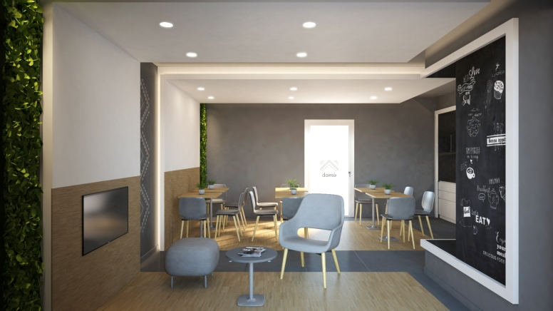 LIVING AND BREAKFAST AREA   DOMU'   https://www.houzz.it/projects/5648143/domu-220-mq